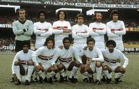 Сан-Паулу - чемпион Паулисты 1975 года