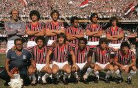 Сан-Паулу - чемпион Паулисты 1980 года