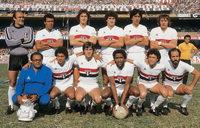 Сан-Паулу - чемпион Паулисты 1981 года