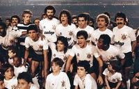 Коринтианс - чемпион Паулисты 1983 года