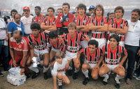 Сан-Паулу - чемпион Паулисты 1987 года