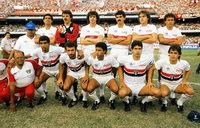 Сан-Паулу - чемпион Паулисты 1989 года