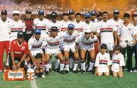 Сан-Паулу - чемпион Паулисты 1992 года