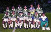 Палмейрас - чемпион Паулисты 1994 года