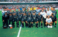 Коринтианс - чемпион Паулисты 2003 года