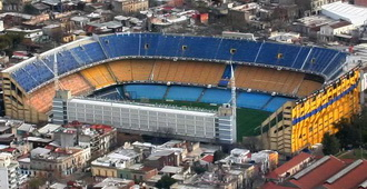 Стадион Ла Бомбонера (Аргентина)