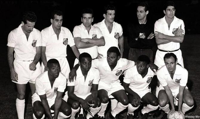 Сантос - обладатель Межконтинентального Кубка 1962 года