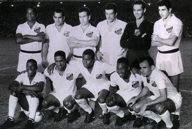 Сантос - обладатель Кубка Либертадорес 1962 года