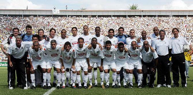Сантос - чемпионата Бразилии в серии А 2004 года