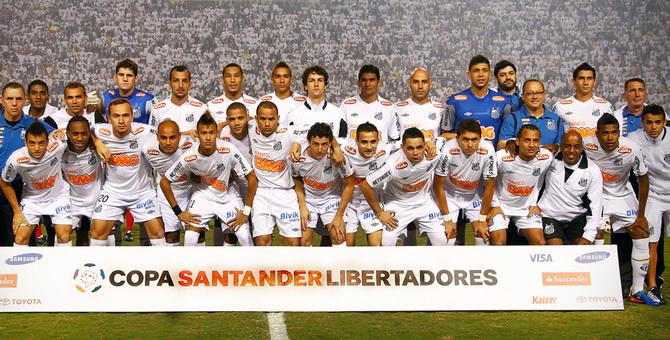 Сантос - обладатель Кубка Либертадорес 2011 года