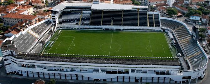 Футбольный стадион Вила Белмиро